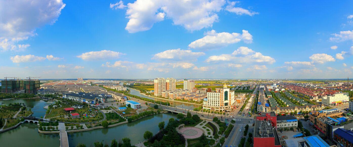 兴化高新技术产业开发区(戴南)